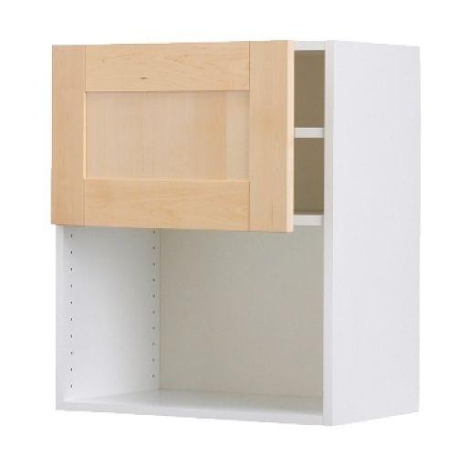 Ikea Kommode Passend Zu Pax ~ FAKTUM Wandschrank für Mikrowellenherd Mit versetzbarem Boden; der