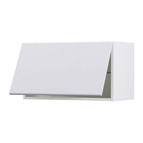 IKEA FAKTUM Wandschrank horizontal Härlig weiß 70x40 cm