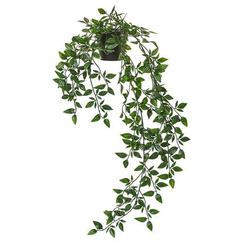 FEJKA Topfpflanze, künstlich drinnen/draußen/hängend 9 cm 70 cm