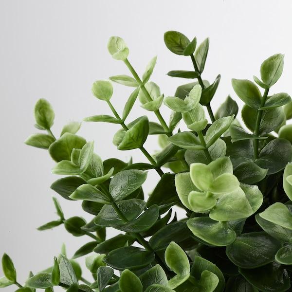 FEJKA Topfpflanze, künstlich, Oregano, 9 cm