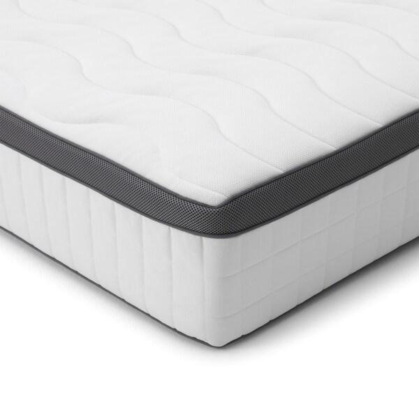 FILLAN Taschenfederkernmatratze, fest/weiß, 180x200 cm
