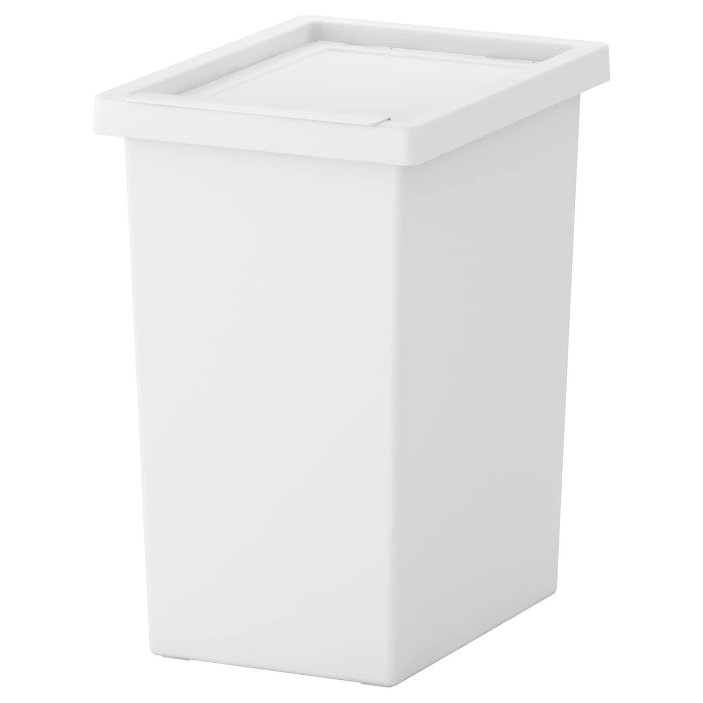 Ikea Wäschebox sortera abfalleimer mit deckel ikea