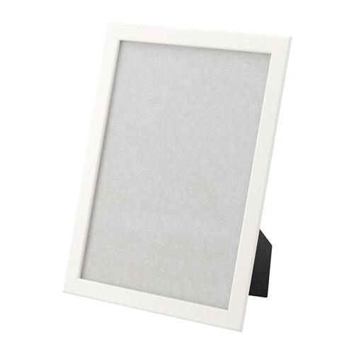 10 st ck rahmen set ikea fiskbo 21x30cm fotorahmen bilderrahmen wei din a4 neu ebay. Black Bedroom Furniture Sets. Home Design Ideas