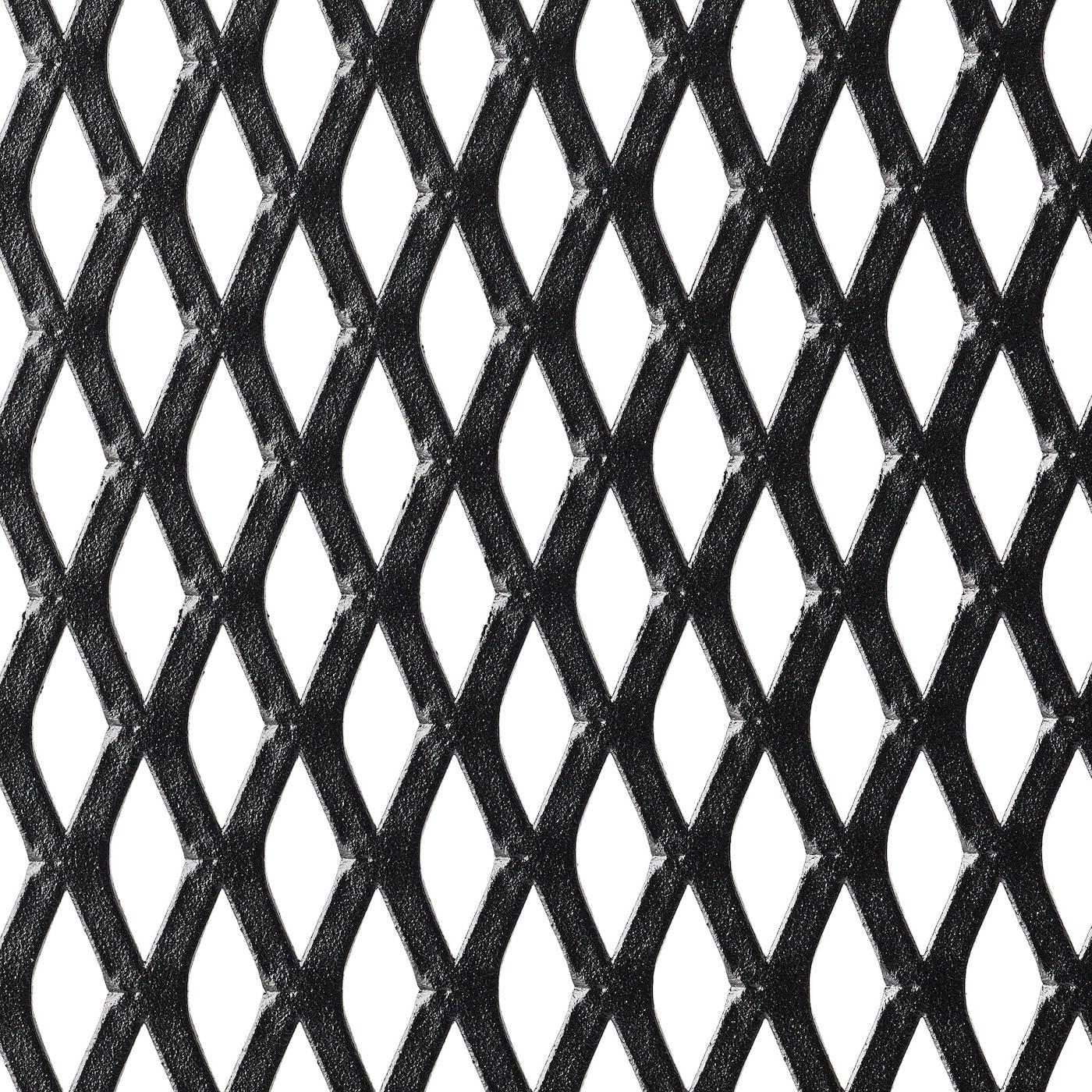 IKEA FJÄLLBO RUSTIKALE Regal (100x95 cm) Metall und Holz
