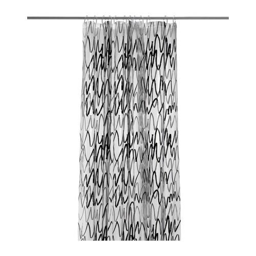fj rdgrund duschvorhang ikea. Black Bedroom Furniture Sets. Home Design Ideas