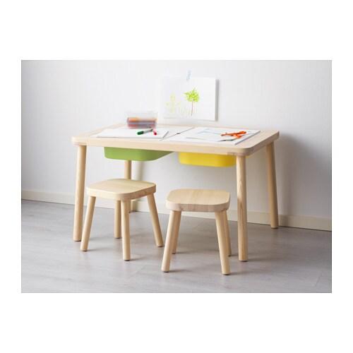 Ikea Kindertisch flisat kindertisch ikea