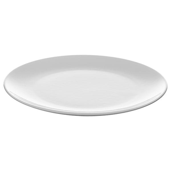 FLITIGHET Teller weiß 26 cm