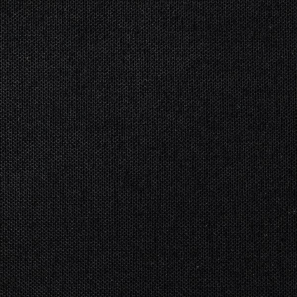 FRIDANS Verdunklungsrollo, schwarz, 200x195 cm