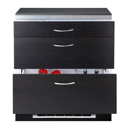 ikea frostig sc155 k hlschrank 2 schubladen 14 81 g nstiger bei. Black Bedroom Furniture Sets. Home Design Ideas