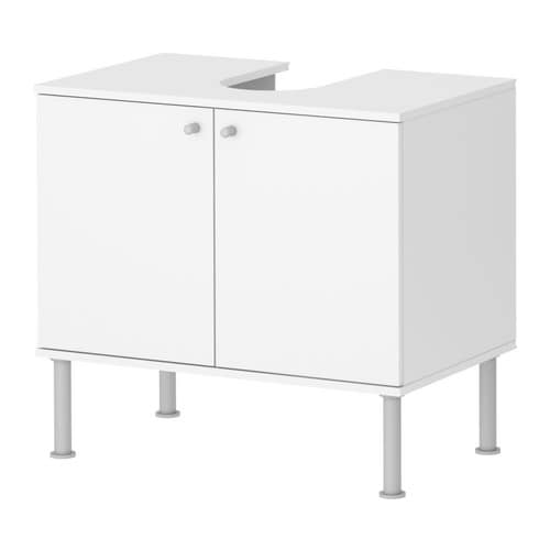 Waschbeckenunterschrank ikea  FULLEN Waschbeckenunterschrank, 2 Türen - IKEA