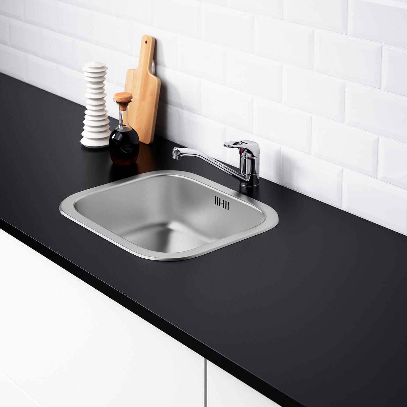 Fyndig Einbauspule 1 Becken Edelstahl Ikea Deutschland