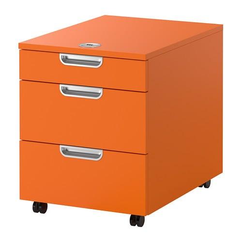 Ikea Flaxa Bed With Trundle ~ IKEA PATRIK Drehstuhl  Fagrabo rot 7,75% günstiger bei koettbilligar