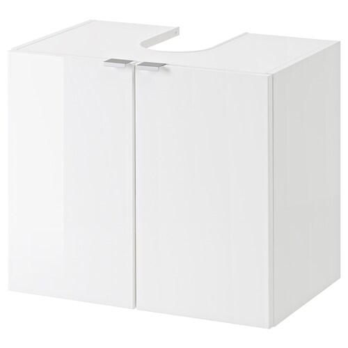 IKEA GETRYGGEN Waschbeckenunterschrank, 2 türen