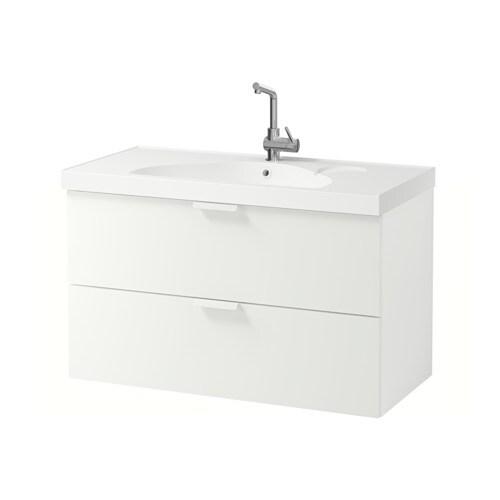 godmorgon edeboviken waschbeckenschrank 2 schubl wei ikea. Black Bedroom Furniture Sets. Home Design Ideas