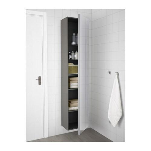 Badspiegel Ikea hochschrank mit spiegel dekoration ideen