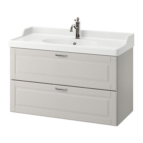 godmorgon r ttviken waschbeckenschrank 2 schubl. Black Bedroom Furniture Sets. Home Design Ideas