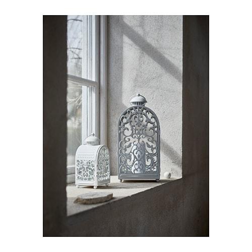 ikea gottg ra laterne teelicht windlicht teelichter drinnen drau en wei 26cm 4055669080807 ebay. Black Bedroom Furniture Sets. Home Design Ideas