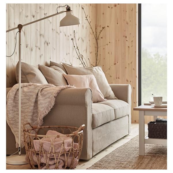 GRÖNLID 2er-Sofa, Sporda naturfarben