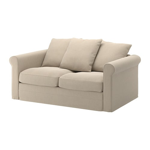 Gr nlid 2er sofa sporda naturfarben ikea - Letto singolo lunghezza 210 ...