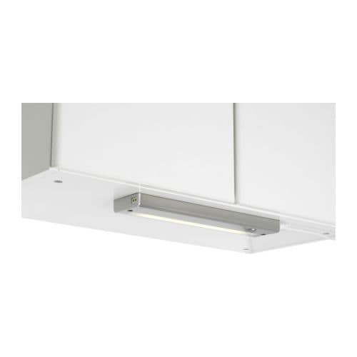 Vanity Table With Mirror And Bench Ikea ~ IKEA GRUNDTAL Countertop kitchen lighting stainless steel 13W Metal
