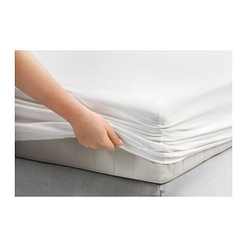guldax spannbettlaken 90x200 cm ikea. Black Bedroom Furniture Sets. Home Design Ideas