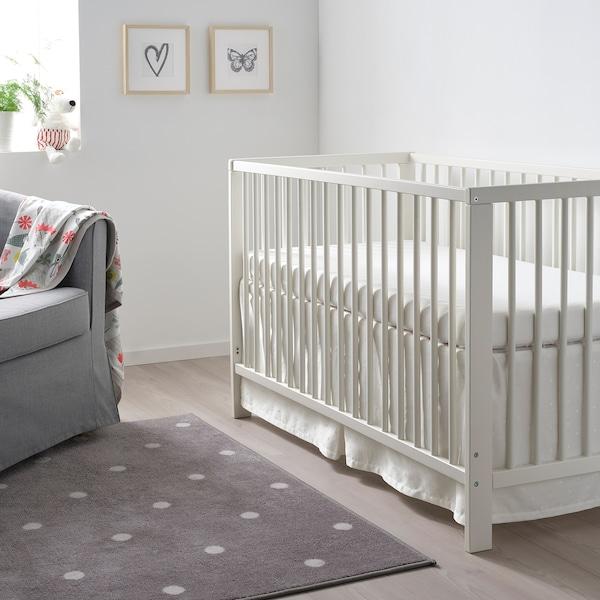 GULLIVER Babybett, weiß, 60x120 cm