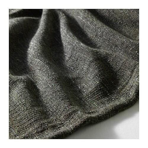 ikea gurli grau gr n tagesdecke 120x180cm kuscheldecke plaid wolldecke neu traumfabrik xxl. Black Bedroom Furniture Sets. Home Design Ideas
