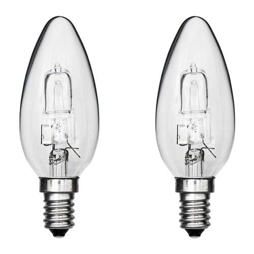 HALOGEN Lampe E14 IKEA Halogenlampe Wohnzimmer