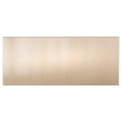 HANDLARE Schubladenfront, goldfarben, 60x26 cm