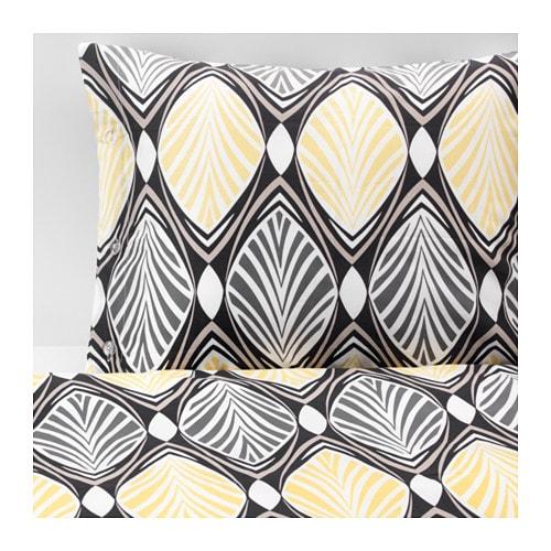 h stfibla bettw scheset 2 teilig 155x220 80x80 cm ikea. Black Bedroom Furniture Sets. Home Design Ideas