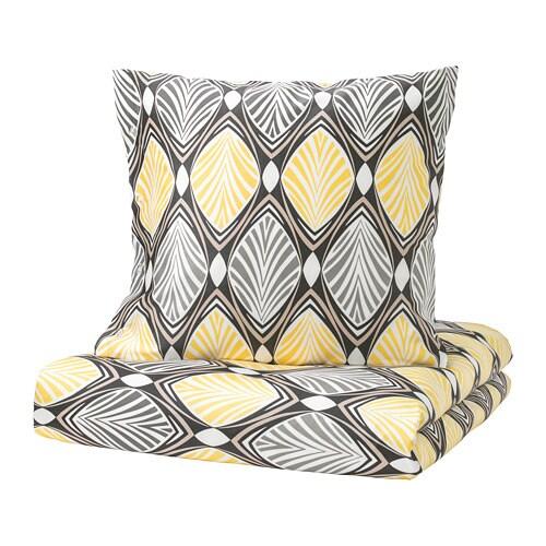 h stfibla bettw scheset 2 teilig 140x200 80x80 cm ikea. Black Bedroom Furniture Sets. Home Design Ideas