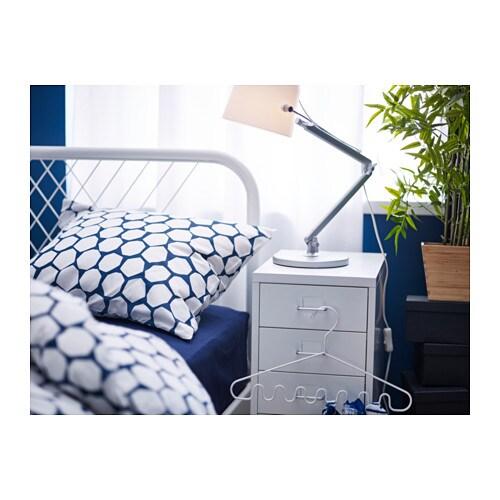 ikea helmer schubladenelement mit rollen b roschrank wei b rocontainer neu ovp ebay. Black Bedroom Furniture Sets. Home Design Ideas