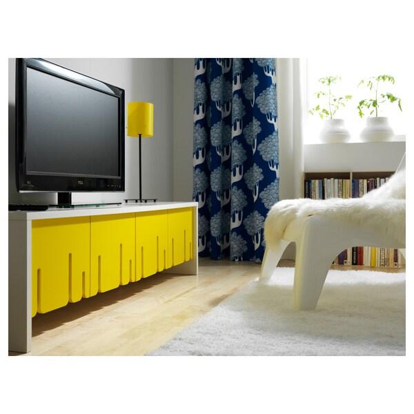 HEMMA Tischleuchtenfuß, schwarz, 35 cm