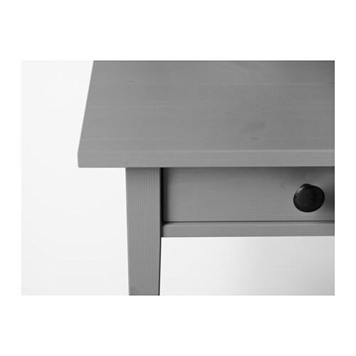 ikea hemnes ablagetisch grau kommode nachttisch badezimmerschrank schrank neu ebay. Black Bedroom Furniture Sets. Home Design Ideas