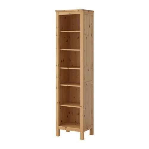 Bücherregal Ikea hemnes bücherregal weiß gebeizt ikea
