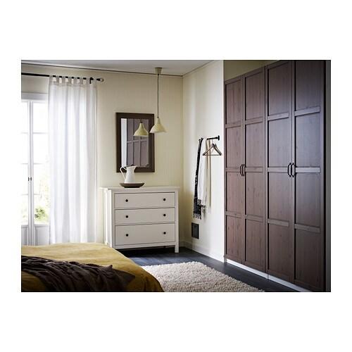 Schlafzimmer ikea hemnes  HEMNES Spiegel - weiß - IKEA