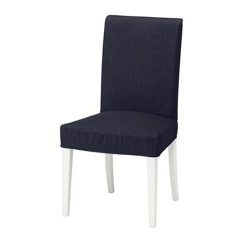 henriksdal stuhl vansta dunkelblau ikea. Black Bedroom Furniture Sets. Home Design Ideas