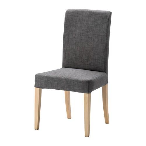 ikea henriksdal stuhl skiftebo dunkelgrau 38 13 g nstiger bei. Black Bedroom Furniture Sets. Home Design Ideas