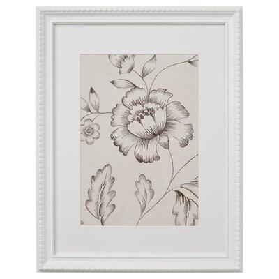 HIMMELSBY Rahmen, weiß, 30x40 cm