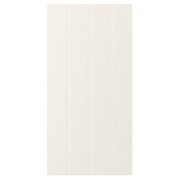HITTARP Tür, elfenbeinweiß, 40x80 cm