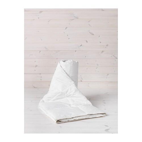 ikea bettdecke 140x200 cm decke zudecke federbett 200x140 daunendecke k hl neu ebay. Black Bedroom Furniture Sets. Home Design Ideas