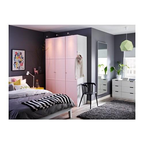 Spiegel mit beleuchtung ikea  HOVET Spiegel - IKEA