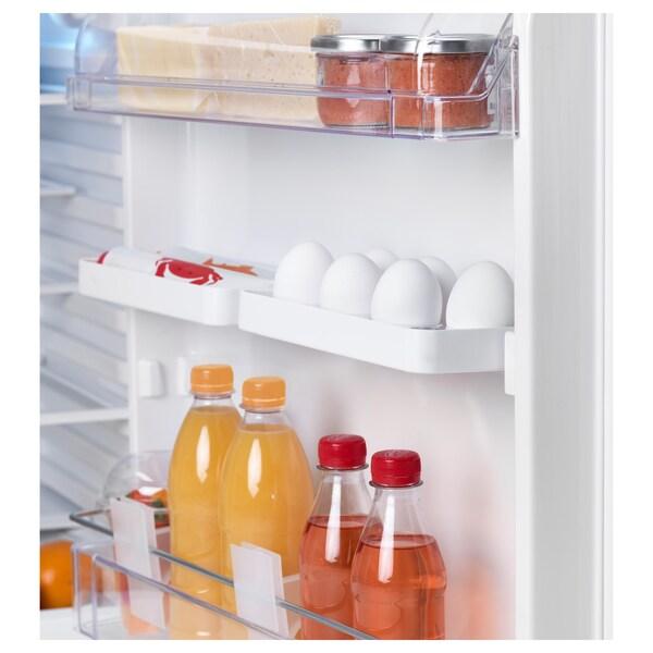 HUTTRA Einbaukühlschrank mit Gefrierfach - weiß - IKEA ...