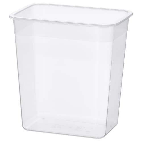 IKEA 365+ Behälter rechteckig/Kunststoff 21 cm 15 cm 22 cm 4.2 l