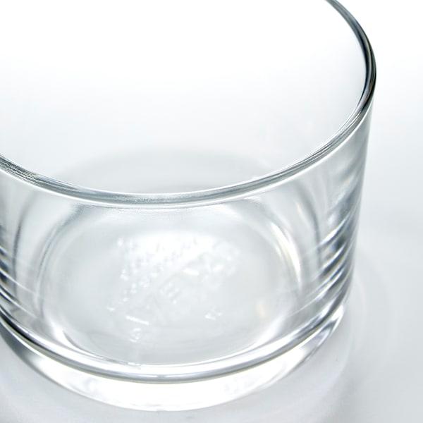 IKEA 365+ Glas Klarglas 6 cm 18 cl 6 Stück