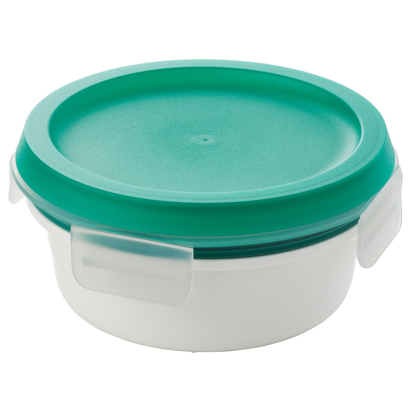 IKEA 365+ Lunchbox mit Extrafach - rund 450 ml