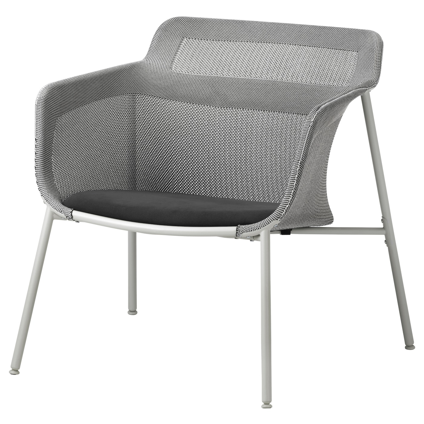 IKEA PS 2017, Sessel, grau 803.629.45