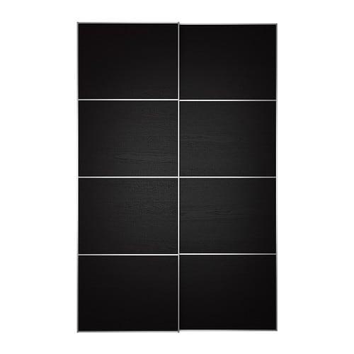 ilseng schiebet rpaar 150x236 cm ikea. Black Bedroom Furniture Sets. Home Design Ideas