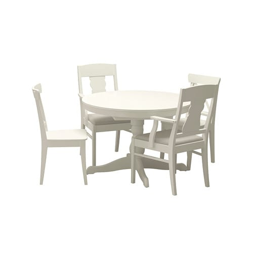 Ingatorp Ingolf Tisch Und 4 Stuhle Ikea