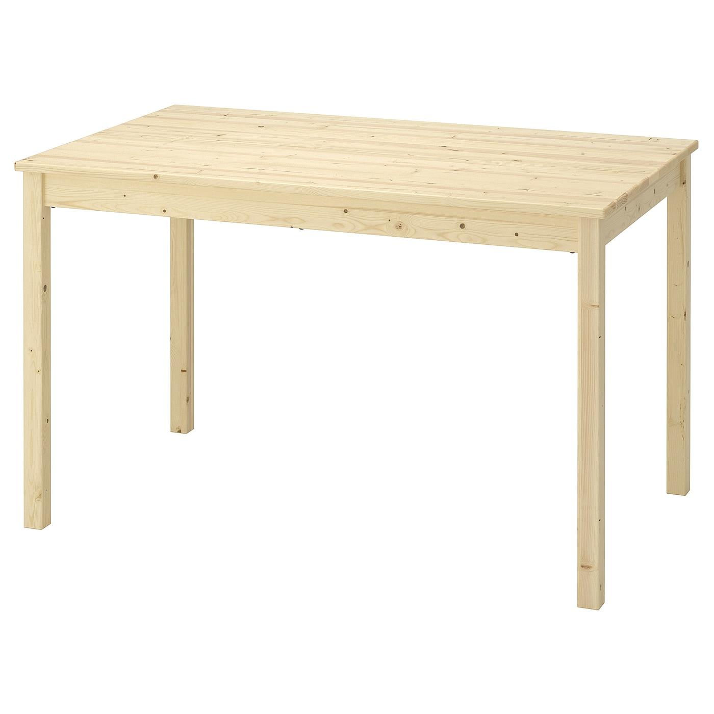 INGO Tisch   Kiefer 9x9 cm